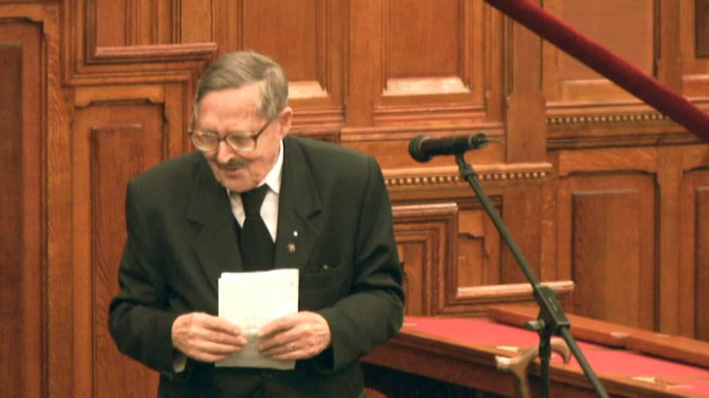 Gulácsy Lajos ny. ref. püspök tanúságtétele