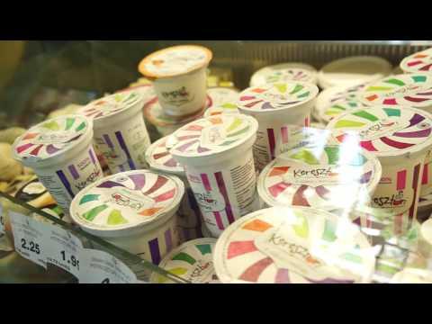 Made in Erdély: Keresztúri tejgyár